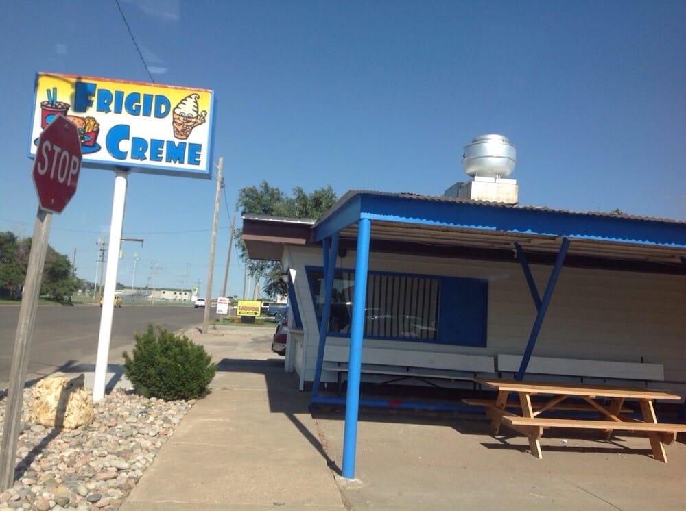 Frigid Creme: W Sycamore, Ness City, KS