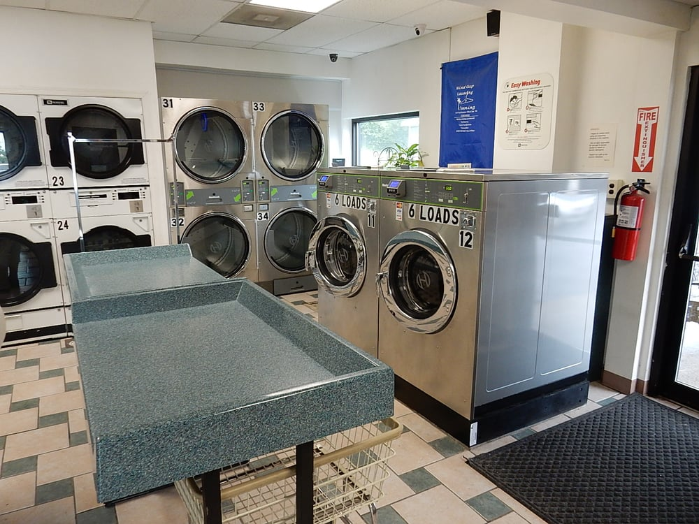 Wind Gap Laundry and Tanning: 147 N Broadway, Wind Gap, PA