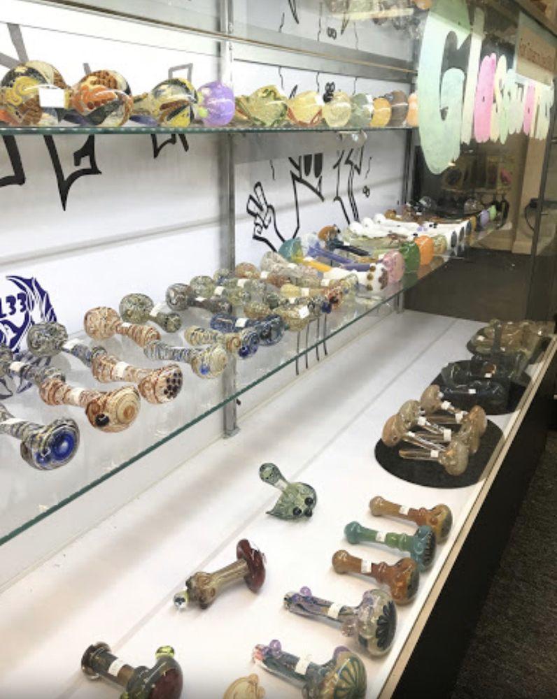 Obzitian Glass & Art Works: 110 E Vandalia St, Edwardsville, IL