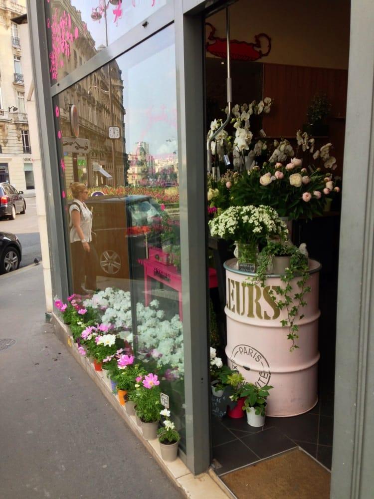 fleurs fruits feuillages fleuriste 3 rue vineuse. Black Bedroom Furniture Sets. Home Design Ideas