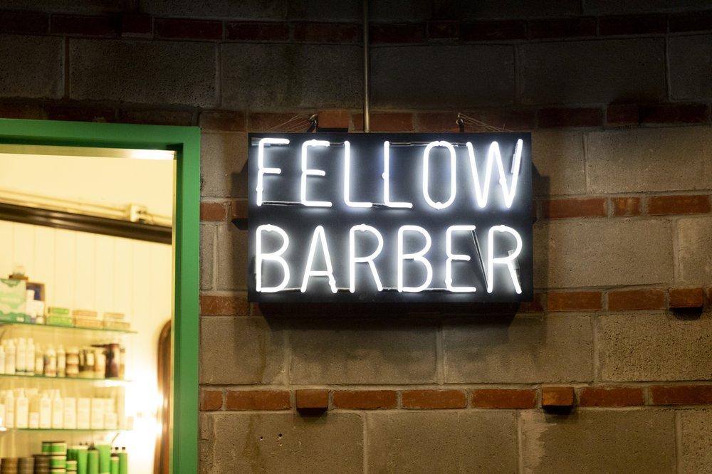 Fellow Barber: 75 9th Ave, New York, NY