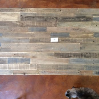 Photo of Only Sun Wood Works - Austin, TX, United States. Custom patchwork