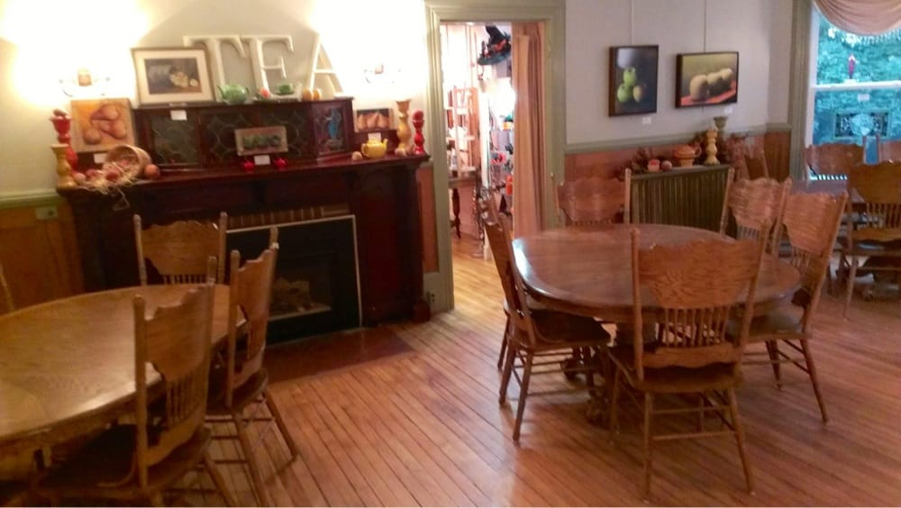 Tea Room In Pomfret Ct