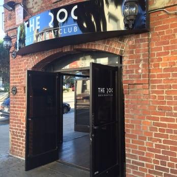 The Roc Sf Entrance