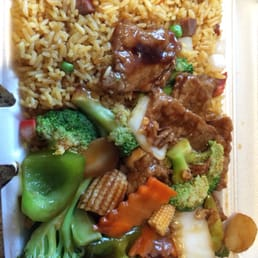 Photo Of Peking Kitchen   Staten Island, NY, United States. Yummy Lunch  Special