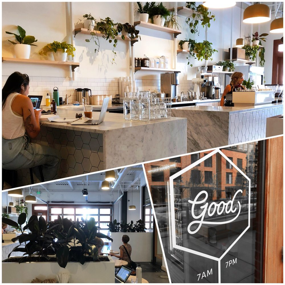 Good Coffee: 2175 NW Raleigh St, Portland, OR