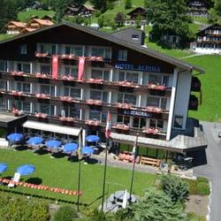 Hotel Alpina Hotel Kreuzweg Grindelwald Bern Telefonnummer - Hotel alpina grindelwald