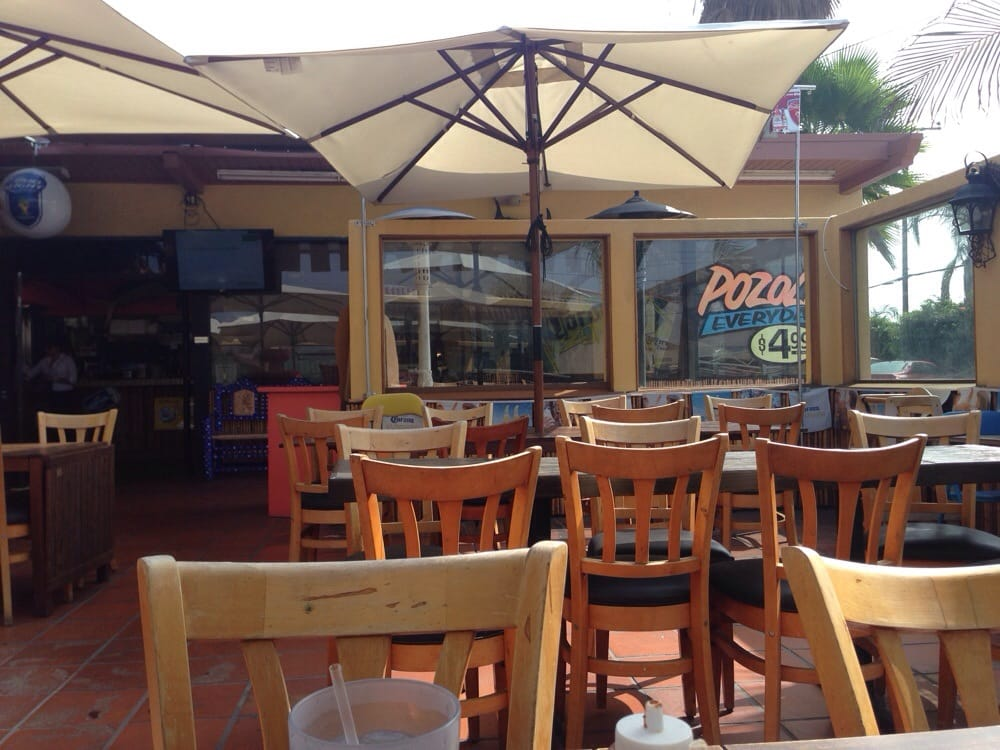 Cool Outside Patio Yes Yelp