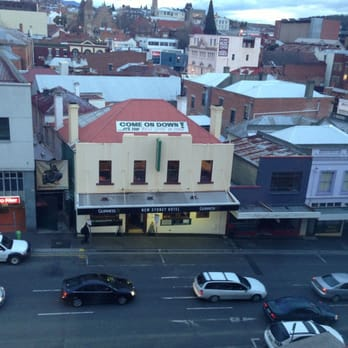 Photo Of New Sydney Hotel Hobart Tasmania Australia The Rooftop Makes An Accurate