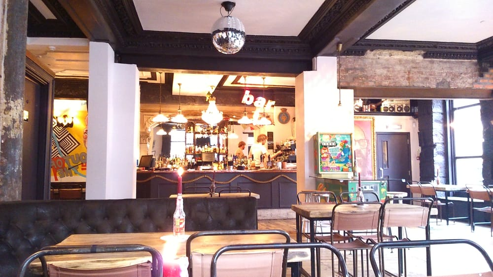 Queen Street Cafe Edinburgh