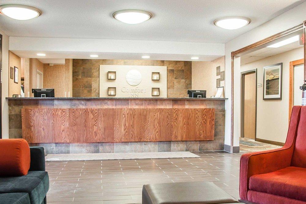 Comfort Inn: 493 Elks Dr, Dickinson, ND