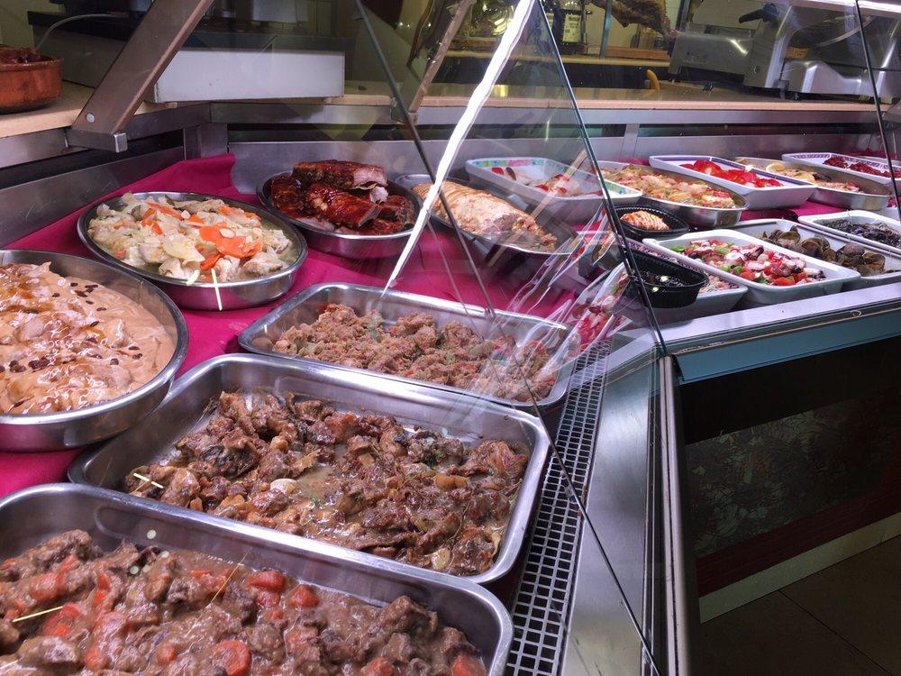 La cocina desserts calle jos mar a pereda 2 alcala - La cocina de maria jose ...