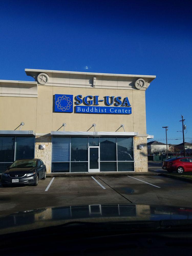 SGI Culture Center
