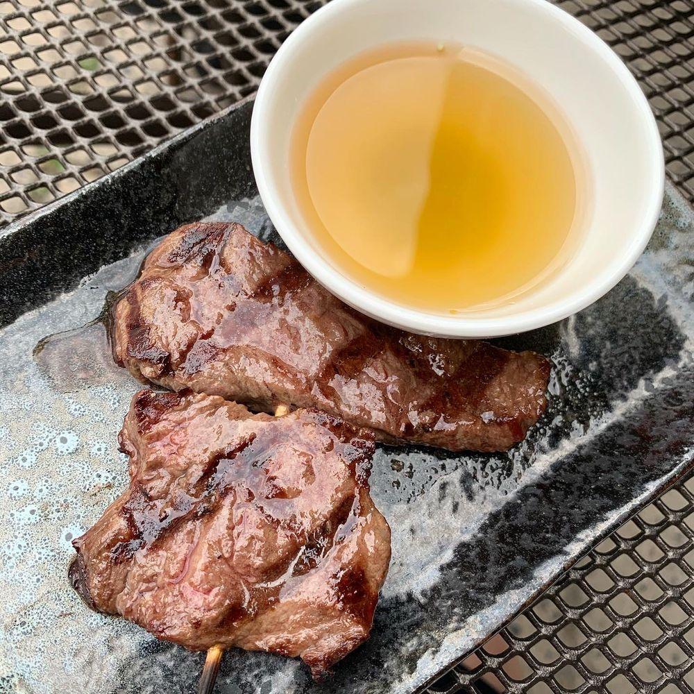 Food from Sushi Hatsu