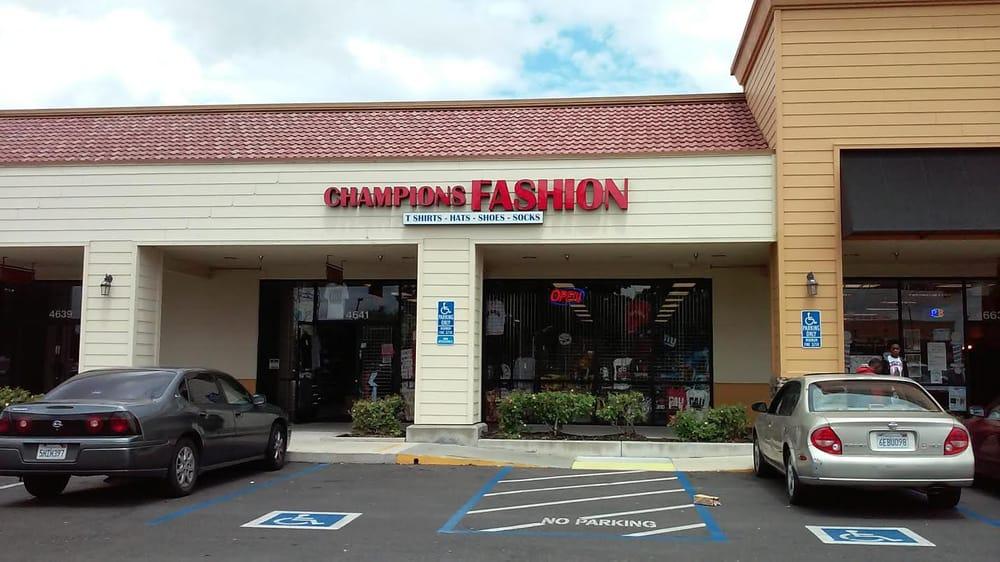 Champions Fashion
