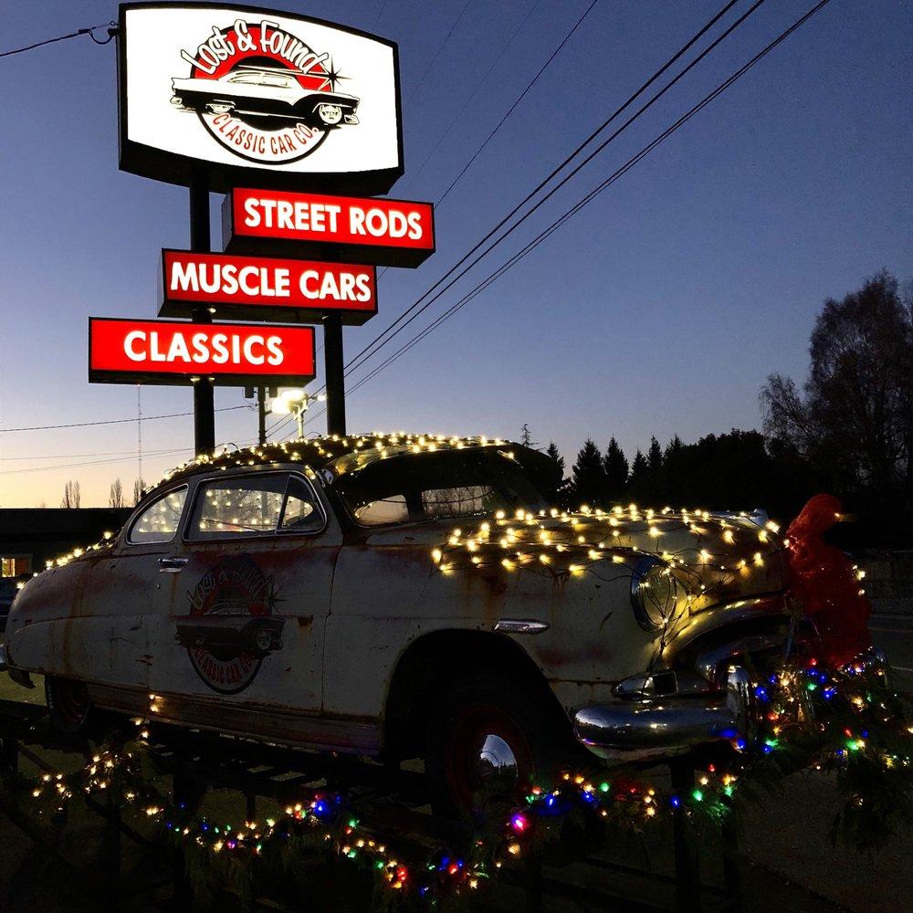 Lost & Found Classic Car: 1200 W Division St, Mount Vernon, WA