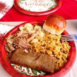 photo of el rincon del coqui food truck miami fl united states - Puerto Rican Christmas Food