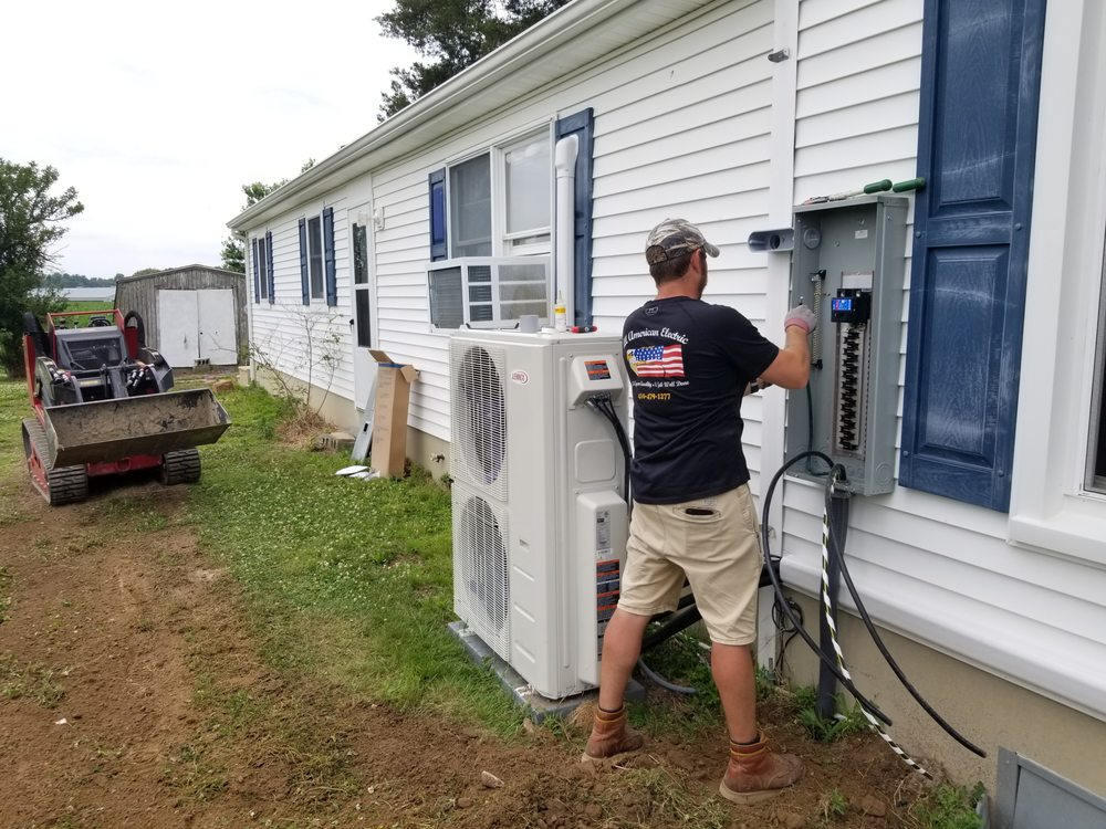 All American Electric Services: 680 Hickman Rd, Greenwood, DE