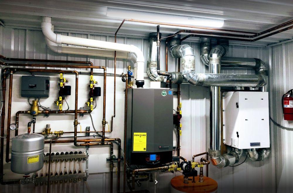 Premier Heating & Cooling: 205 2nd St, Ludington, MI