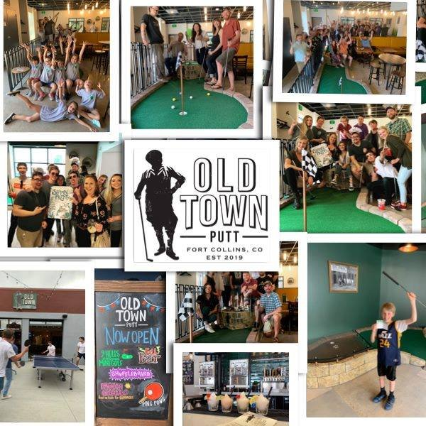 Old Town Putt: 244 N College Ave, Fort Collins, CO