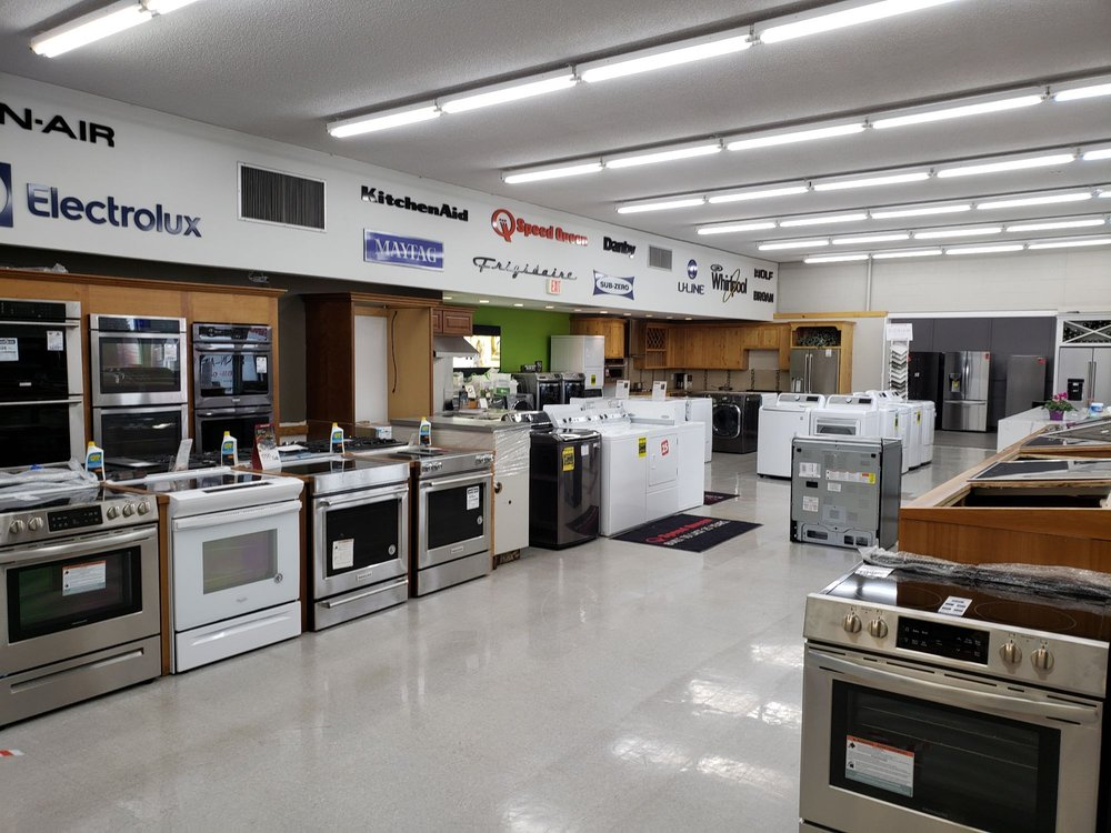 Hamilton's Appliance: 19790 McLoughlin Blvd, Gladstone, OR