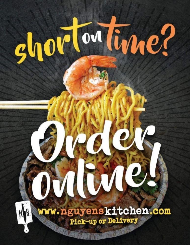 Nguyen's Kitchen: 5840 Firestone Blvd, South Gate, CA