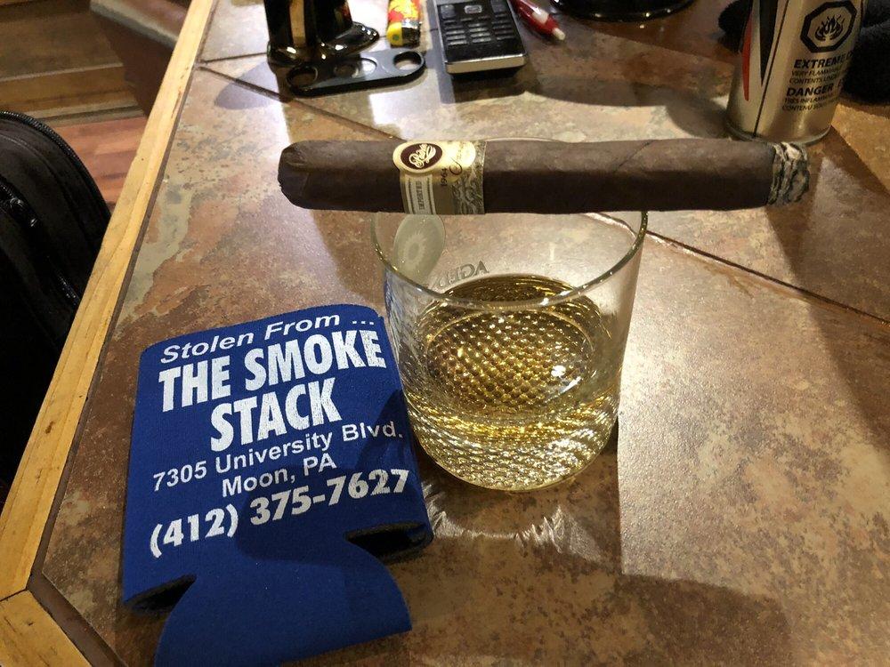 The Smoke Stack: 7305 University Blvd, Coraopolis, PA