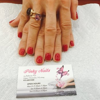 Pinky nails 12 photos 15 reviews nail salons 223 for A list nail salon bloomfield nj