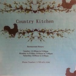 Country Kitchen Gander Nl