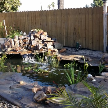 Photo Of Van Ness Water Gardens   Upland, CA, United States. Majority Of