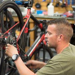 Photo of VO2 Multisport - Louisville, KY, United States. We offer bike  maintenance