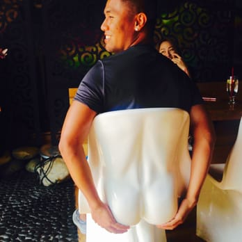 hot asian apple butt