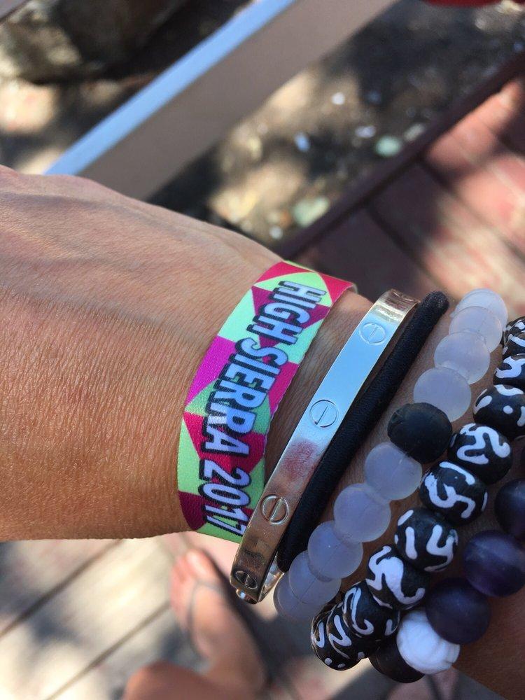 High Sierra Music Festival: Plumas County Fairgrounds, Quincy, CA