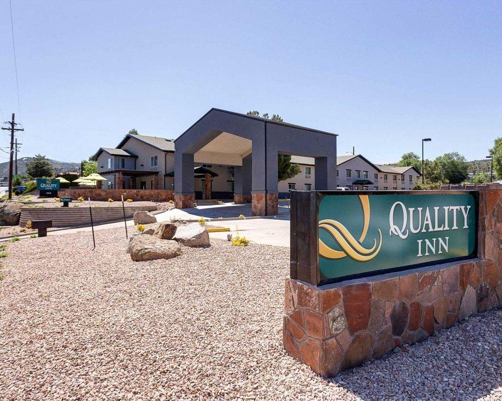 Quality Inn: 1105 E Sheldon St, Prescott, AZ