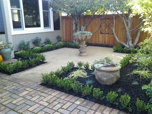 Photo Of Michel Landscaping Services.   San Carlos, CA, United States.  Michel