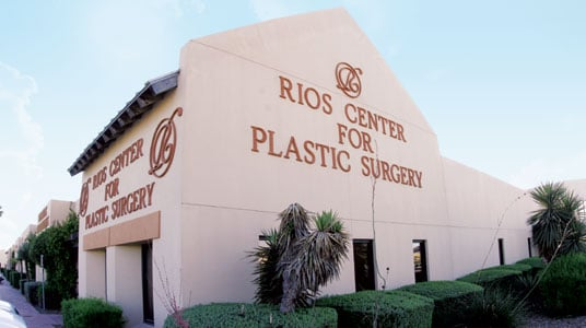 Rios Center For Plastic Surgery: 2101 Cornerstone Blvd, Edinburg, TX