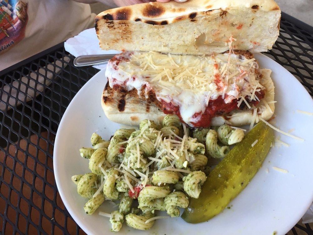 FRESH Wood Fired Pizza & Pasta: 100 S Ridgeway Ave, Black Mountain, NC
