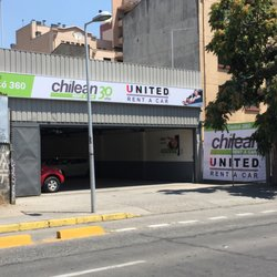 Chilean Rent A Car Car Rental Curico 360 Barrio Lira Rm