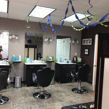Galaxy beauty salon 50 reviews hairdressers 14028 ne for Salon bel hair