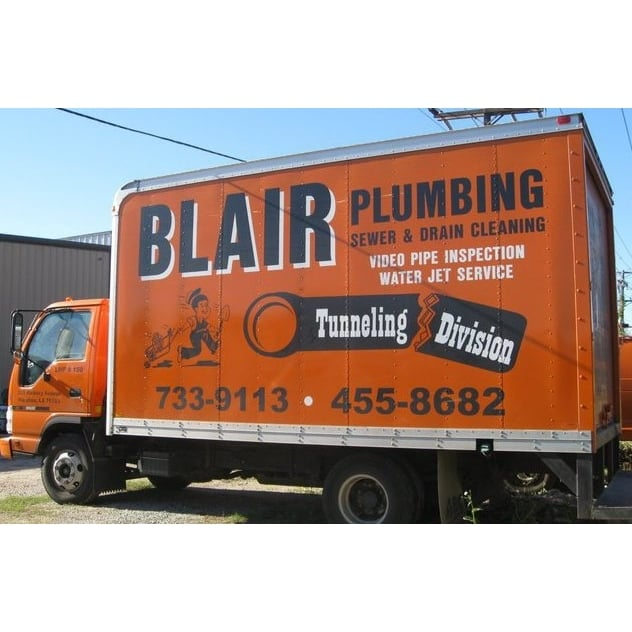 Blair Plumbing Sewer & Drain Cleaning