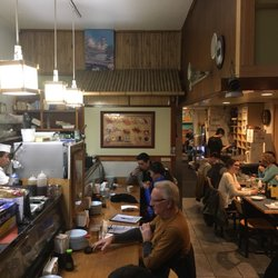 Photo Of Saburo S Portland Or United States Main Eating Area And Sushi
