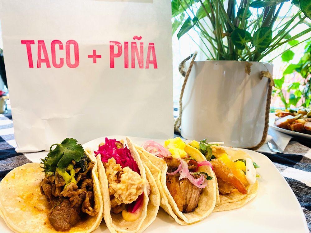 Taco And Pina: 4041 Campbell Ave, Arlington, VA