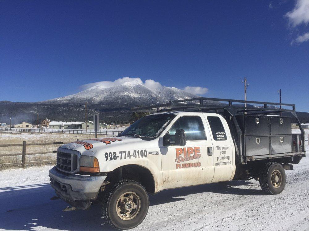 Pipe Dreams Plumbing: Flagstaff, AZ