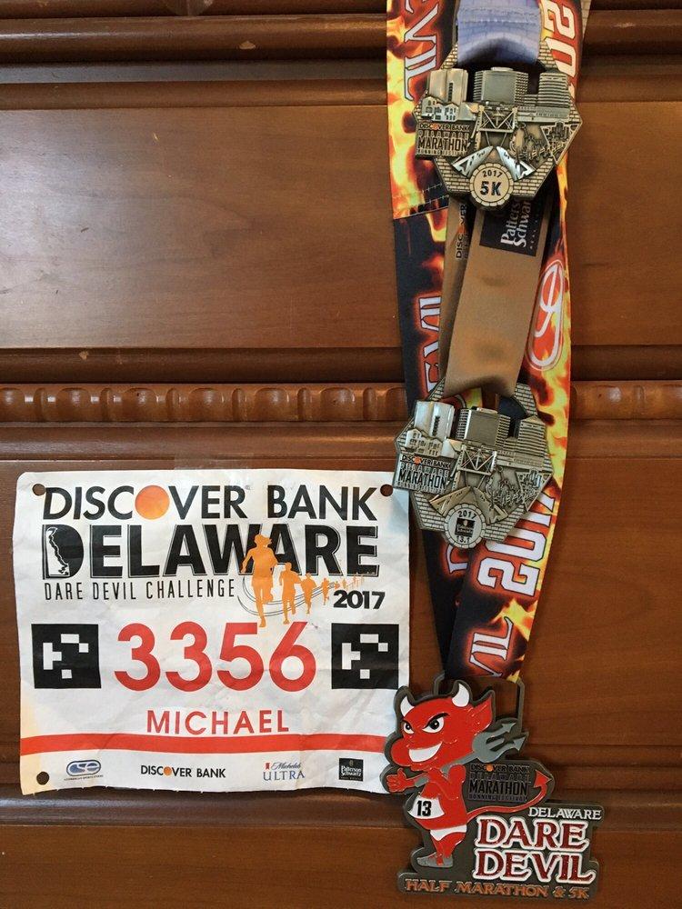 Delaware Marathon Running Festival: Tubman Garrett Riverfront Park, Wilmington, DE