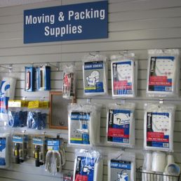 Photo Of Storage Depot   Mission, TX, United States. Boxes And Moving  Supplies