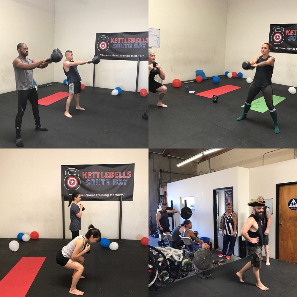 Kettlebells South Bay
