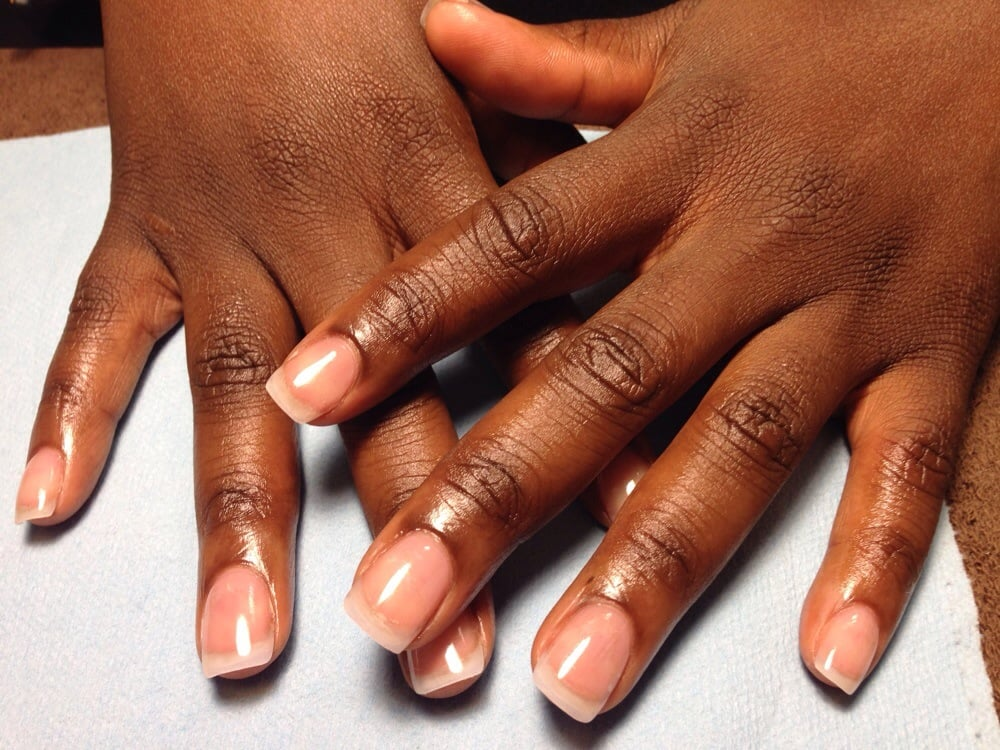 Photo Of Polished Nail Skin Care Boutique Randallstown Md United States
