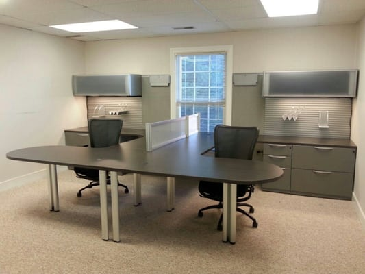 Commonwealth Business Furniture Office Equipment 1650 Overbrook
