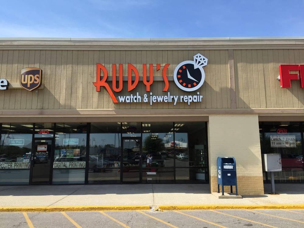 Rudy S Watch Amp Jewelry Repair Watch Repair Brownsburg