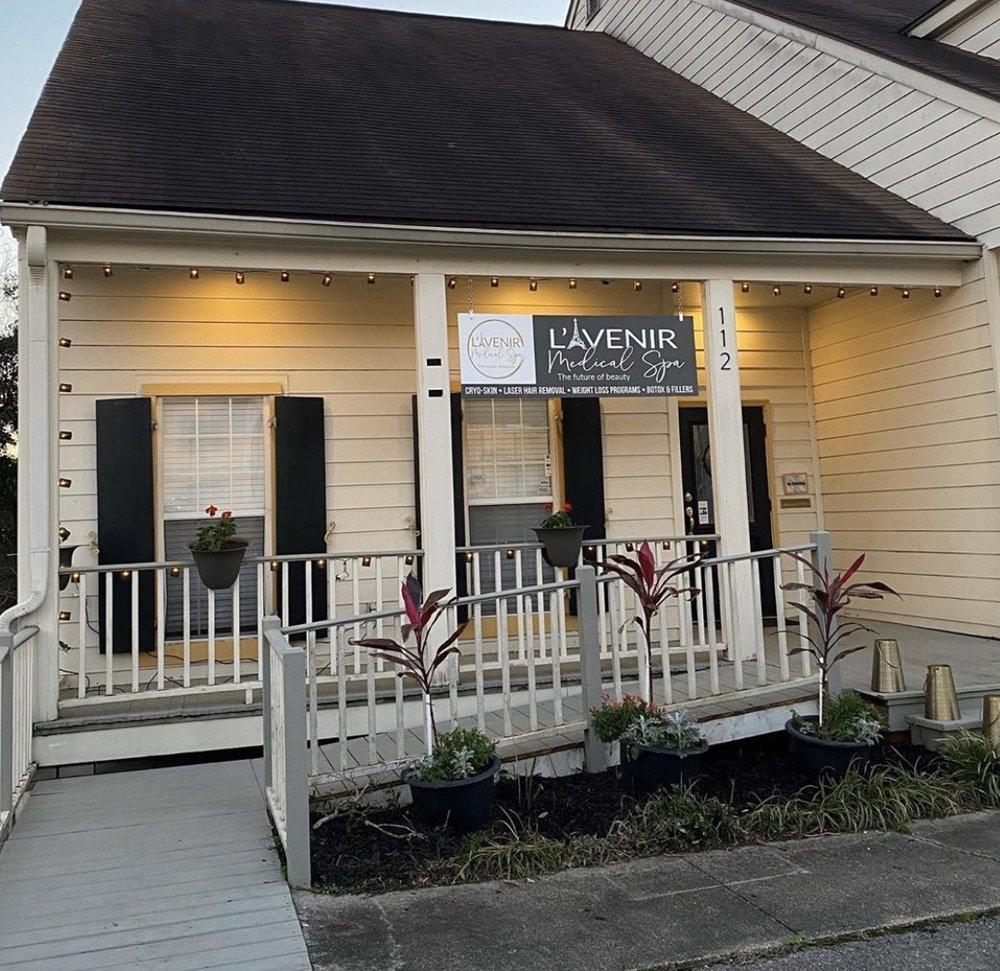 L'Avenir Medical Spa: 112 Court St, Bay Saint Louis, MS